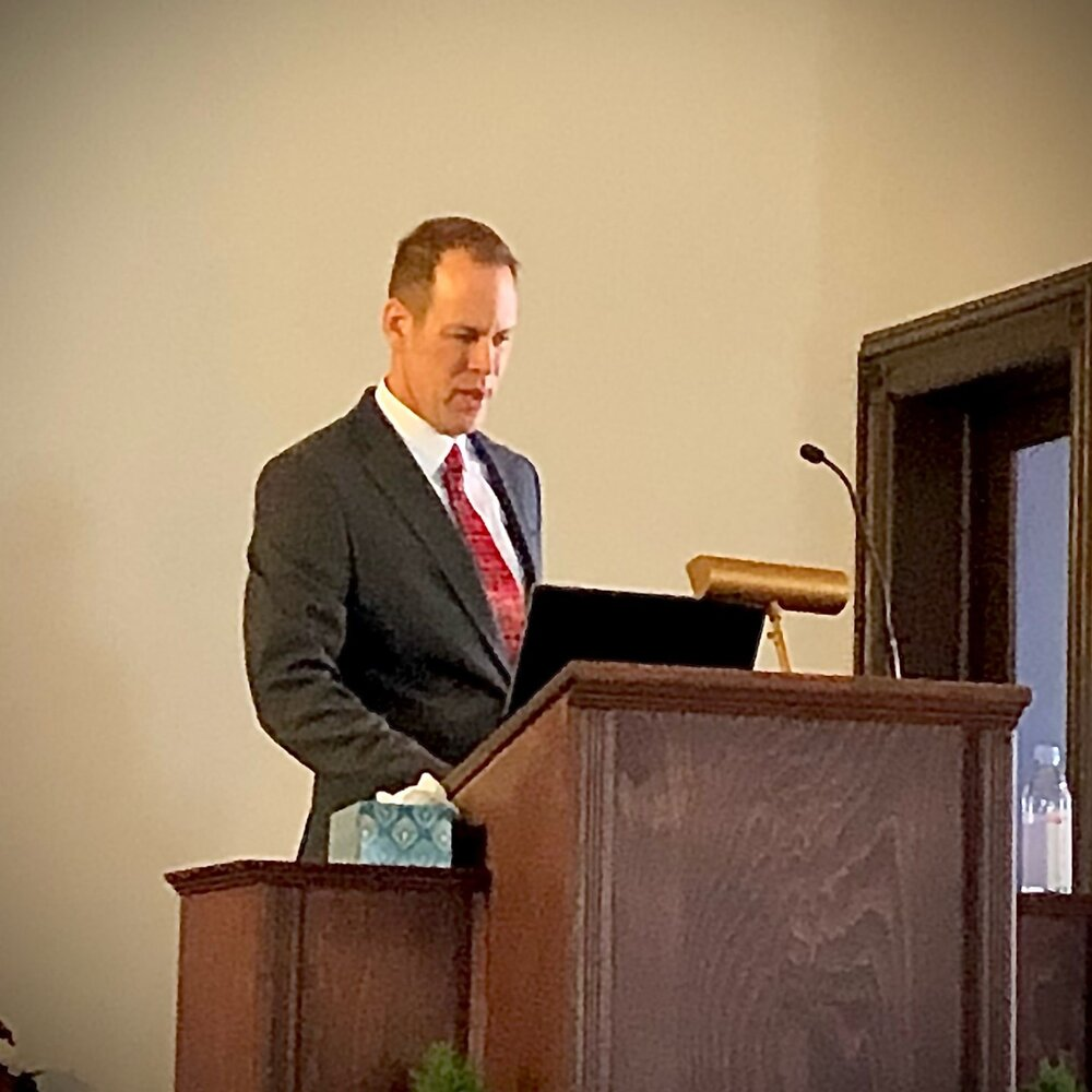We are looking forward to hearing Missionary Rodney Myers preach for us tomorrow evening for our Bible Study. Rodney was a missionary in Tanzania, Africa for 13 years and currently serves as General Director for the Gospel Furthering Fellowship in Pennsylvania.